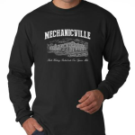Mechanicville Throwback Promotion