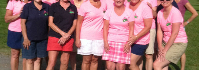 B9B Ladies Golf League